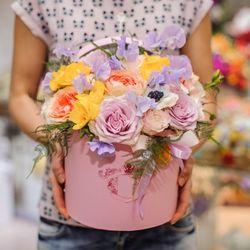 Květinová vazba na přání