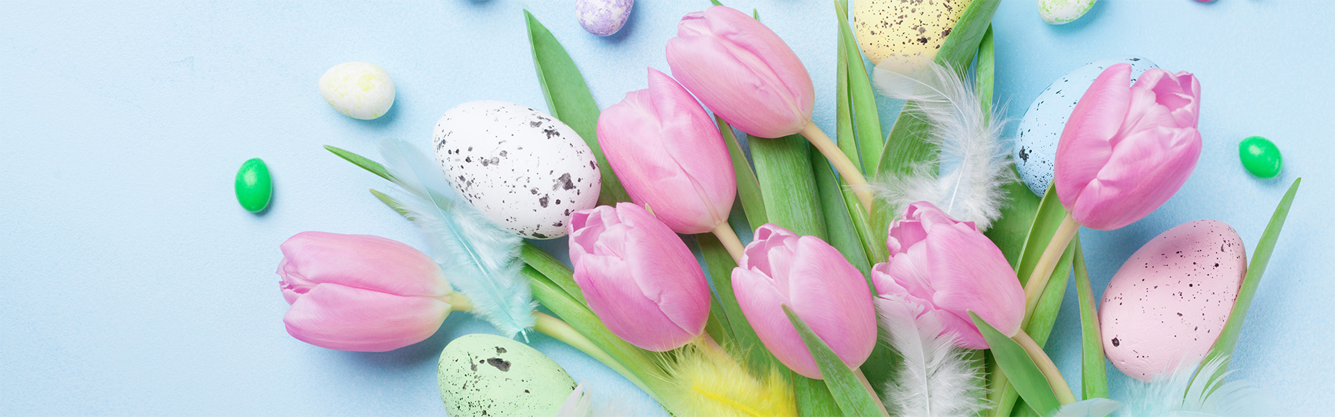 """<p data-aos=fade-up style=""""text-align:center""""><strong>Easter full of colours</strong></p>"""